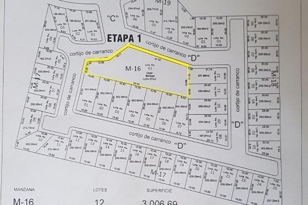 Foto de terreno habitacional en venta en  , las trojes, torreón, coahuila de zaragoza, 2737334 No. 08