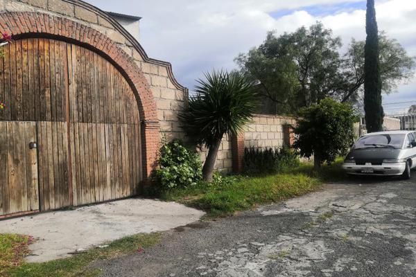 Foto de terreno comercial en renta en  , las vegas xalostoc, ecatepec de morelos, méxico, 10005663 No. 01