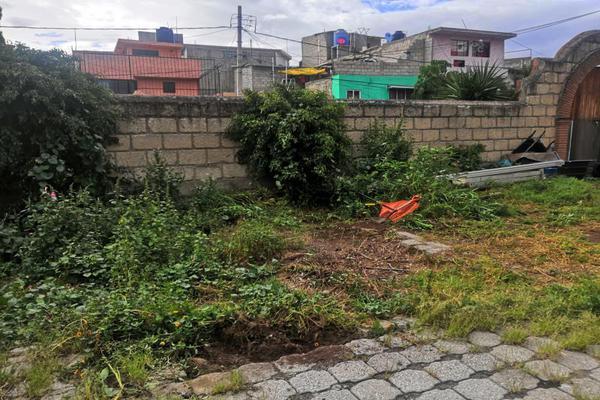 Foto de terreno comercial en renta en  , las vegas xalostoc, ecatepec de morelos, méxico, 10005663 No. 03