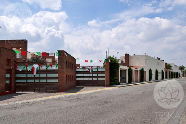 Foto de casa en venta en  , las viandas, metepec, méxico, 8889514 No. 01