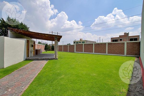 Foto de casa en venta en  , las viandas, metepec, méxico, 8889514 No. 21