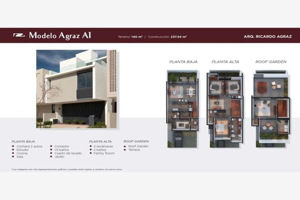 Foto de casa en venta en  , las villas, tlajomulco de zúñiga, jalisco, 8637976 No. 02