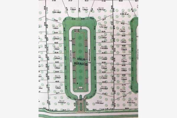 Foto de terreno habitacional en venta en  , las villas, torreón, coahuila de zaragoza, 5391855 No. 06