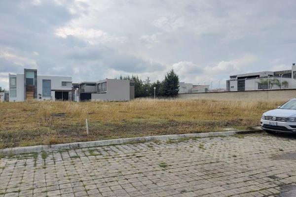 Foto de terreno habitacional en venta en lateral atlixcayotl s / n, lomas de angelópolis, san andrés cholula, puebla, 7492602 No. 04