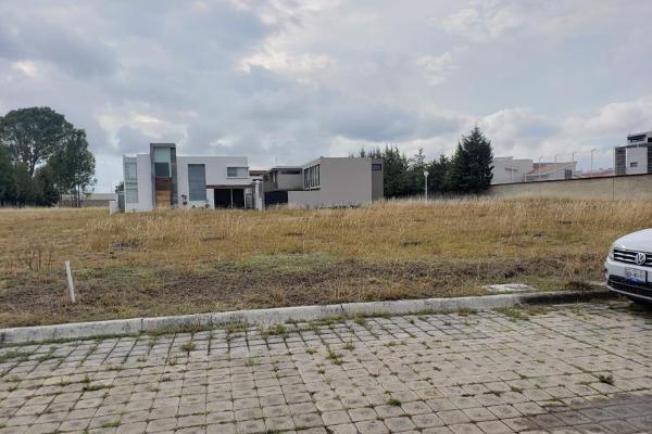 Foto de terreno habitacional en venta en lateral atlixcayotl s / n, lomas de angelópolis, san andrés cholula, puebla, 7492602 No. 05
