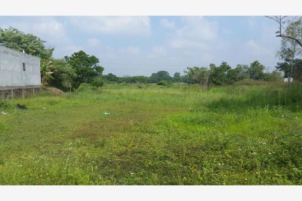 Foto de terreno habitacional en venta en lateral autopista villahermosa teapa sin numero, la lima, centro, tabasco, 5448815 No. 02