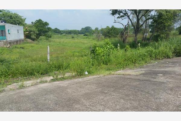 Foto de terreno habitacional en venta en lateral autopista villahermosa teapa sin numero, la lima, centro, tabasco, 5448815 No. 07