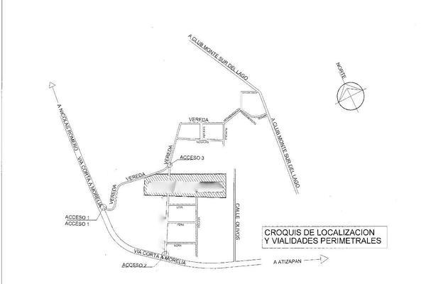 Foto de terreno habitacional en venta en lauro cárdenas , granjas de guadalupe 1a. sección, nicolás romero, méxico, 14030828 No. 02