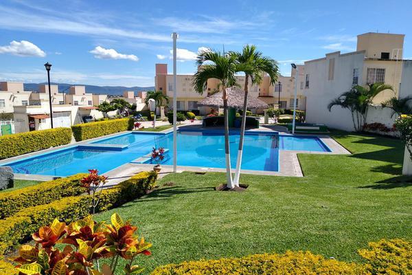 Foto de casa en venta en  , lauro ortega, temixco, morelos, 10062820 No. 02