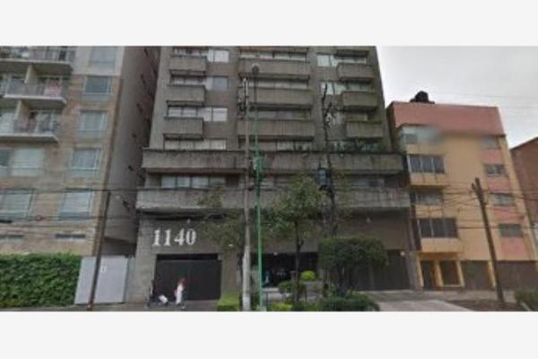 Foto de departamento en venta en lazaro cardenas 1140, vertiz narvarte, benito juárez, df / cdmx, 3682054 No. 01