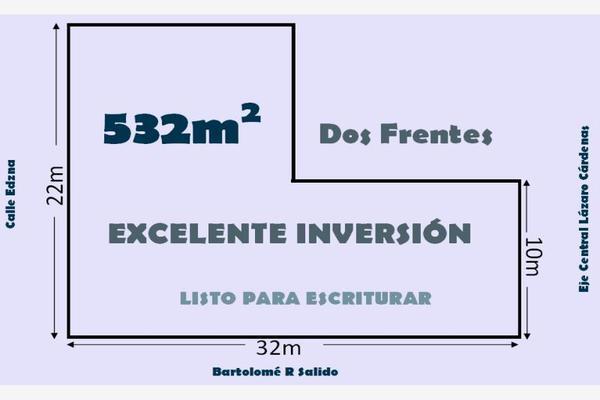Foto de terreno habitacional en venta en lazaro cardenas 925, vertiz narvarte, benito juárez, df / cdmx, 0 No. 04