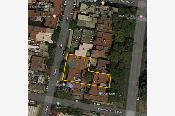 Foto de terreno habitacional en venta en lazaro cardenas 925, vertiz narvarte, benito juárez, df / cdmx, 0 No. 05