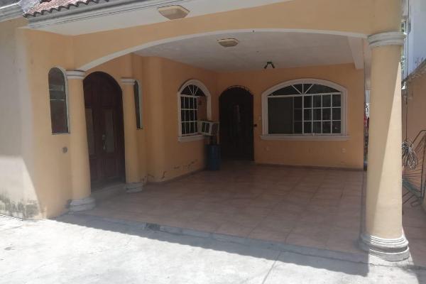 Foto de casa en venta en  , lázaro cárdenas, ciudad madero, tamaulipas, 8111058 No. 01