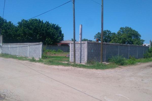 Foto de terreno habitacional en venta en lázaro cárdenas colonia revolucion obrera 0, altamira, altamira, tamaulipas, 2649136 No. 01