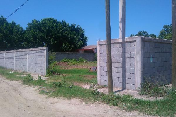 Foto de terreno habitacional en venta en lázaro cárdenas colonia revolucion obrera 0, altamira, altamira, tamaulipas, 2649136 No. 03