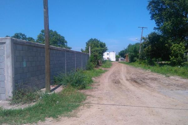 Foto de terreno habitacional en venta en lázaro cárdenas colonia revolucion obrera 0, altamira, altamira, tamaulipas, 2649136 No. 06