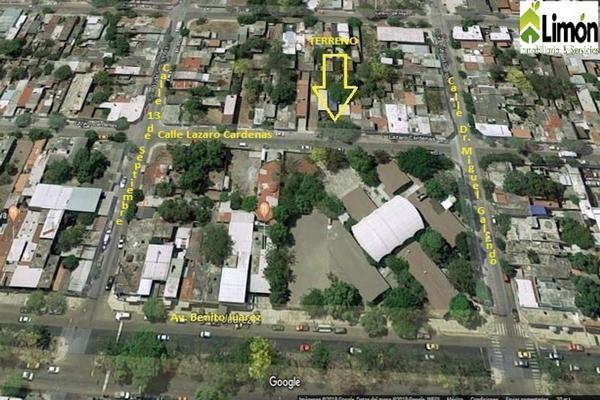 Foto de terreno comercial en venta en lazaro cardenas , la gloria, villa de álvarez, colima, 0 No. 03