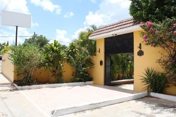 Foto de rancho en venta en  , lázaro cárdenas, mérida, yucatán, 5693359 No. 02