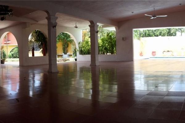 Foto de rancho en venta en  , lázaro cárdenas, mérida, yucatán, 5693359 No. 04