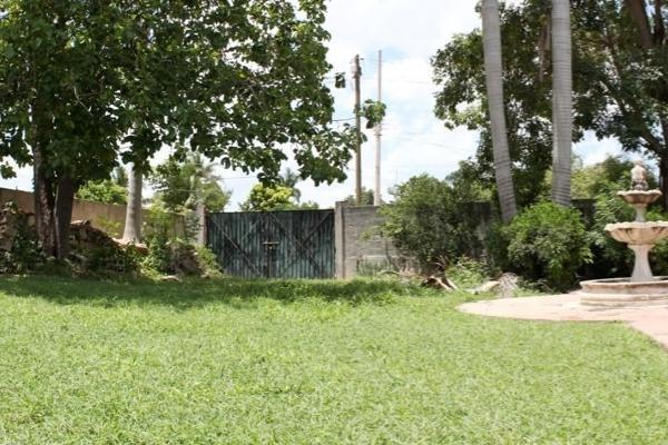 Foto de rancho en venta en  , lázaro cárdenas, mérida, yucatán, 5693359 No. 26