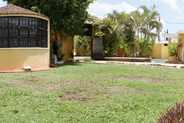 Foto de rancho en venta en  , lázaro cárdenas, mérida, yucatán, 5693359 No. 27