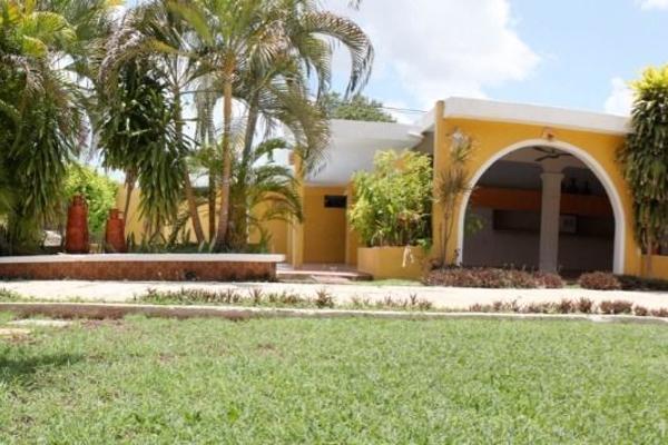 Foto de rancho en venta en  , lázaro cárdenas, mérida, yucatán, 5693359 No. 29