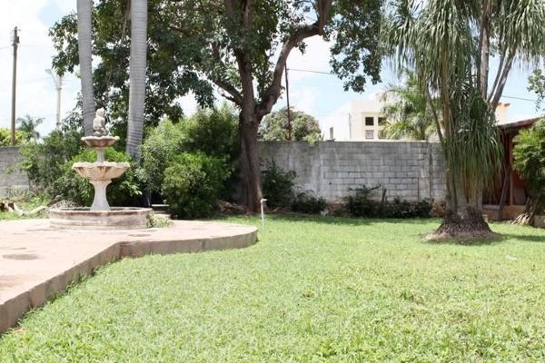 Foto de rancho en venta en  , lázaro cárdenas, mérida, yucatán, 5693359 No. 30