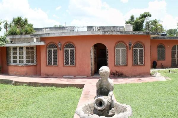 Foto de rancho en venta en  , lázaro cárdenas, mérida, yucatán, 5693359 No. 35