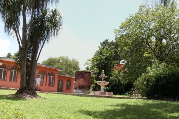 Foto de rancho en venta en  , lázaro cárdenas, mérida, yucatán, 5693359 No. 39