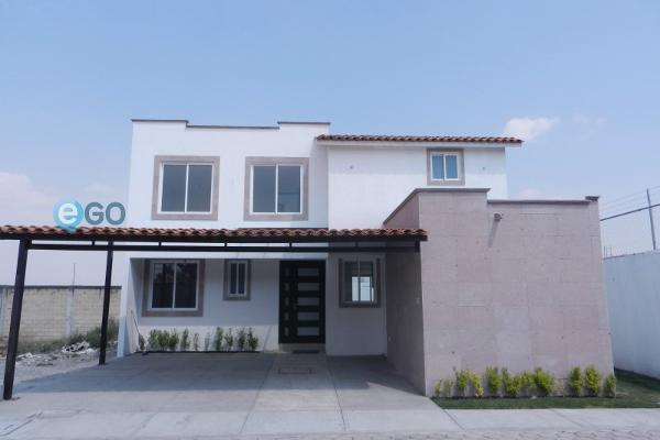 Foto de casa en venta en  , lázaro cárdenas, metepec, méxico, 5934618 No. 01