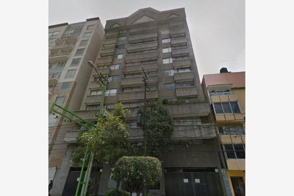 Foto de departamento en venta en lazaro cardenaz 1140, vertiz narvarte, benito juárez, df / cdmx, 7516622 No. 01