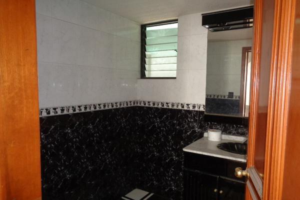 Foto de casa en venta en lázaro goñi , paraje san juan, iztapalapa, df / cdmx, 20638289 No. 21
