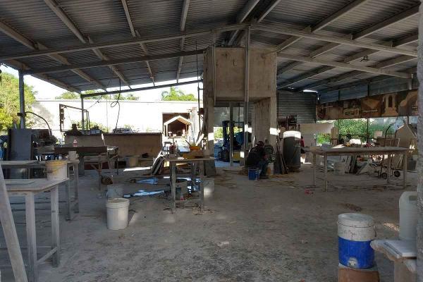 Foto de nave industrial en renta en  , leandro valle, mérida, yucatán, 8899392 No. 05