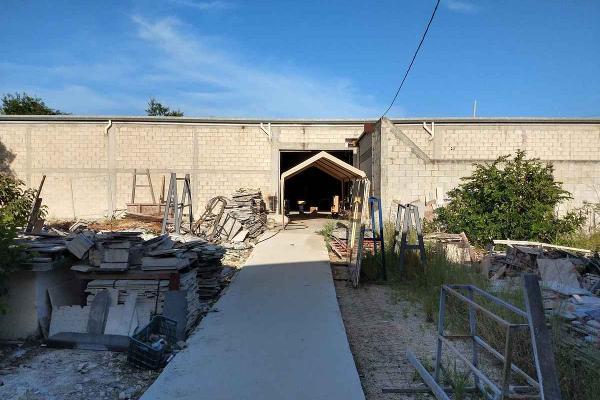 Foto de nave industrial en renta en  , leandro valle, mérida, yucatán, 8899392 No. 06