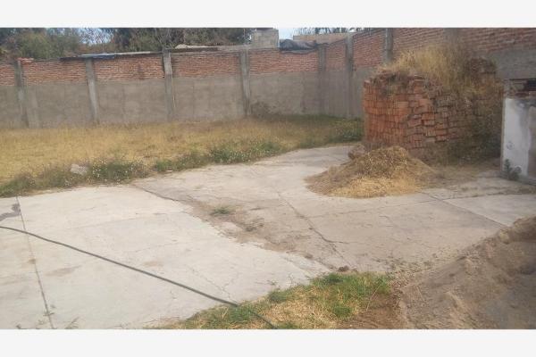 Foto de terreno habitacional en venta en lechuga , mesa colorada oriente, zapopan, jalisco, 3225590 No. 01