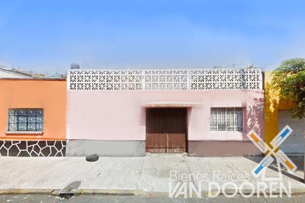 Foto de casa en venta en león cavallo 75, vallejo, gustavo a. madero, df / cdmx, 8115140 No. 01