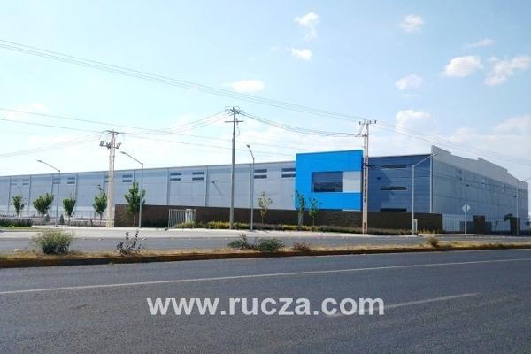 Foto de nave industrial en renta en  , león moderno, león, guanajuato, 14034494 No. 01
