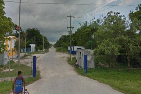 Foto de terreno habitacional en venta en leona vicario , ixchel, benito juárez, quintana roo, 17146962 No. 04