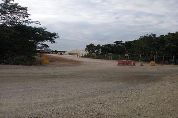 Foto de terreno habitacional en venta en leona vicario , ixchel, benito juárez, quintana roo, 17146962 No. 05