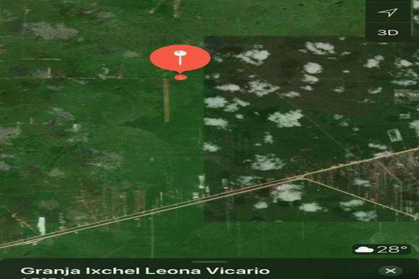 Foto de terreno habitacional en venta en leona vicario , ixchel, benito juárez, quintana roo, 17146962 No. 06