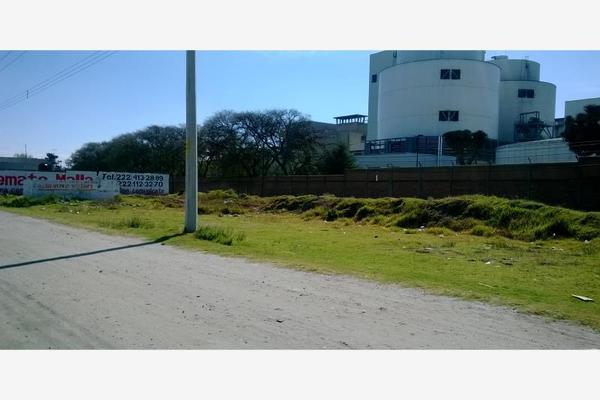 Foto de terreno habitacional en venta en leonardo lopez , rafael lara grajales, rafael lara grajales, puebla, 5290262 No. 01