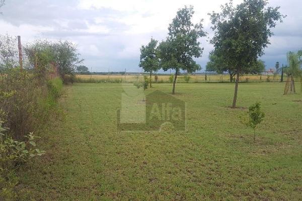Foto de terreno habitacional en venta en leoncillo , calles, montemorelos, nuevo león, 7468691 No. 04