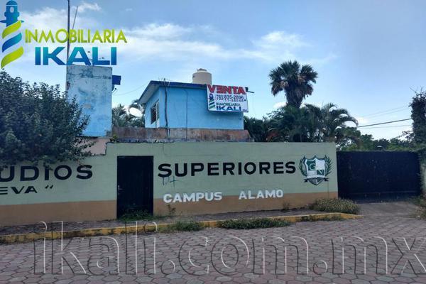 Foto de casa en venta en leopoldo kiel , álamo, álamo temapache, veracruz de ignacio de la llave, 8322774 No. 01