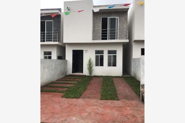 Foto de casa en venta en lerdo de tejada 000, revolución verde, ciudad madero, tamaulipas, 3418864 No. 01