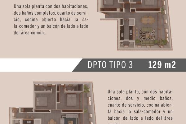 Foto de departamento en venta en lerdo de tejada , arcos vallarta, guadalajara, jalisco, 4672068 No. 07