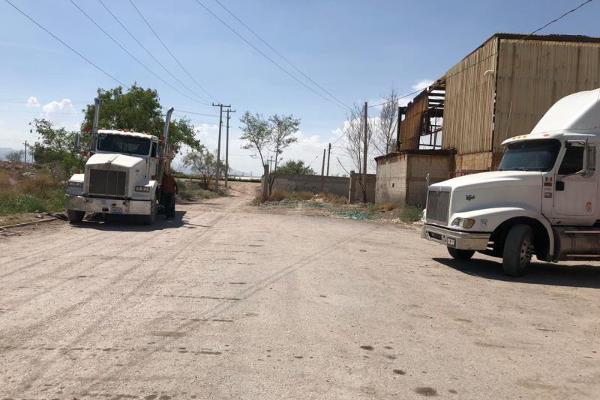 Foto de terreno industrial en venta en lerdo de tejada , parque industrial lagunero, gómez palacio, durango, 5417903 No. 01