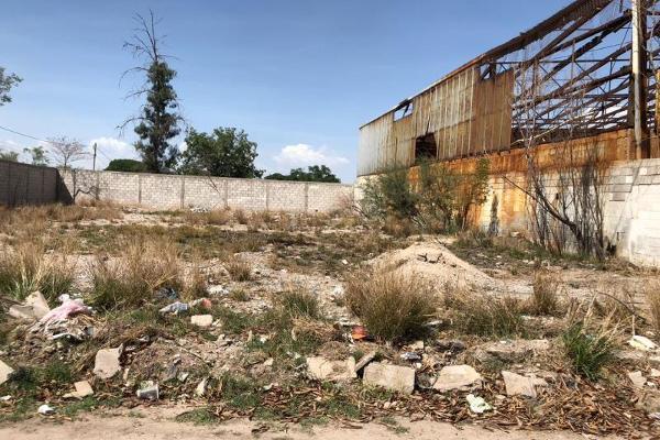 Foto de terreno industrial en venta en lerdo de tejada , parque industrial lagunero, gómez palacio, durango, 5417903 No. 06