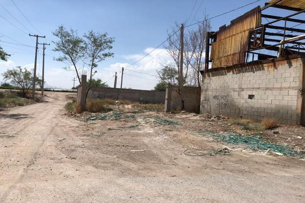 Foto de terreno industrial en venta en lerdo de tejada , parque industrial lagunero, gómez palacio, durango, 5417903 No. 02