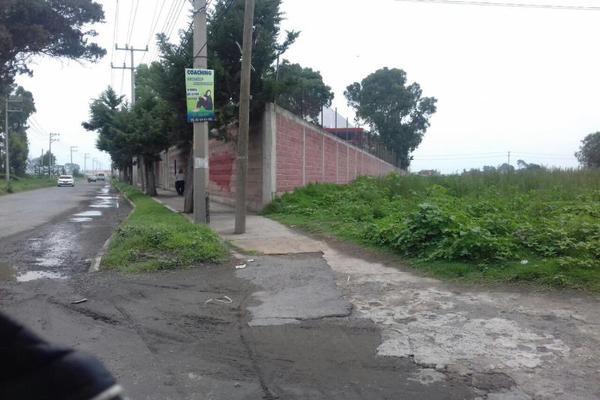 Foto de terreno habitacional en renta en lib aturo montiel rojas 0, la conchita, chalco, méxico, 9935331 No. 02