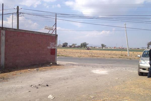 Foto de terreno habitacional en renta en lib aturo montiel rojas 0, la conchita, chalco, méxico, 9935331 No. 04
